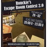 Ronckie's escape room contest 2.0